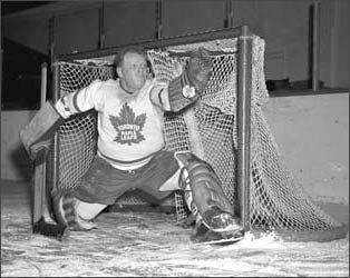 Legends of Hockey - Spotlight - One on One with Turk Broda