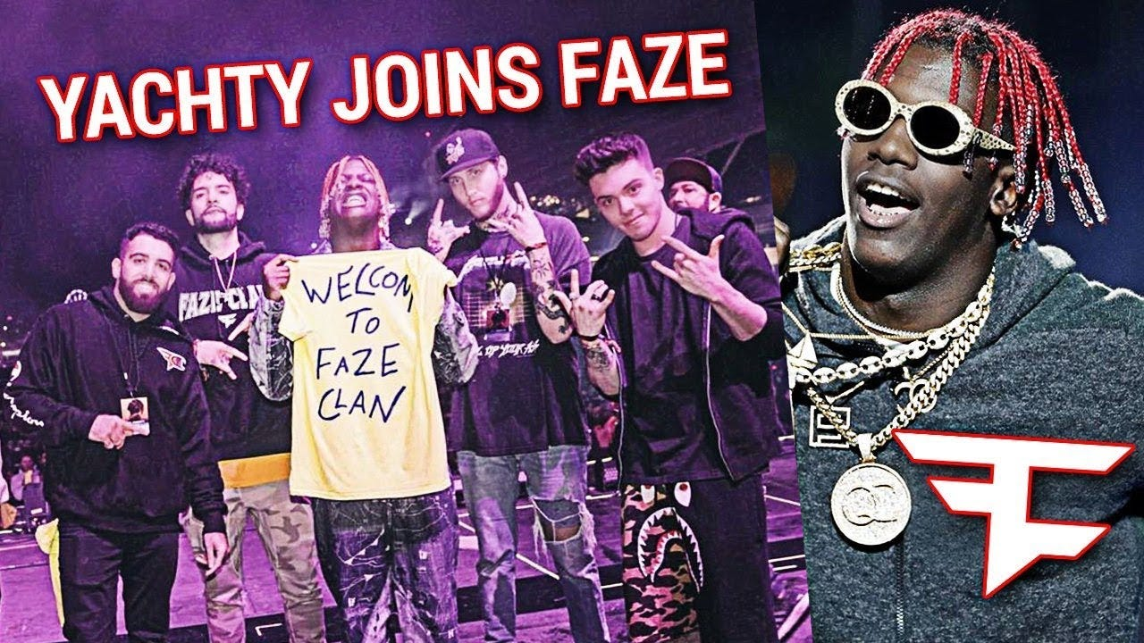 Image result for lil yachty faze clan