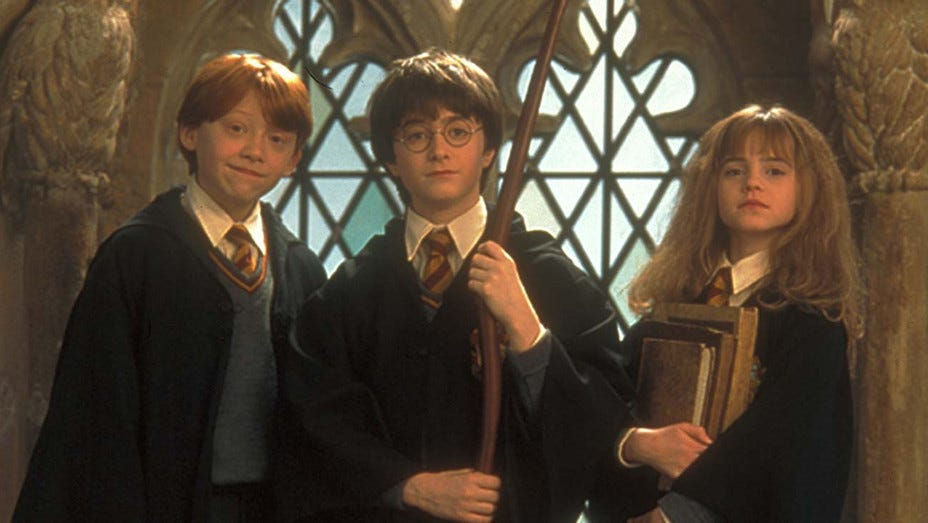 Harry Potter and the Sorcerer's Stone - Photofest still 3 - H 2020
