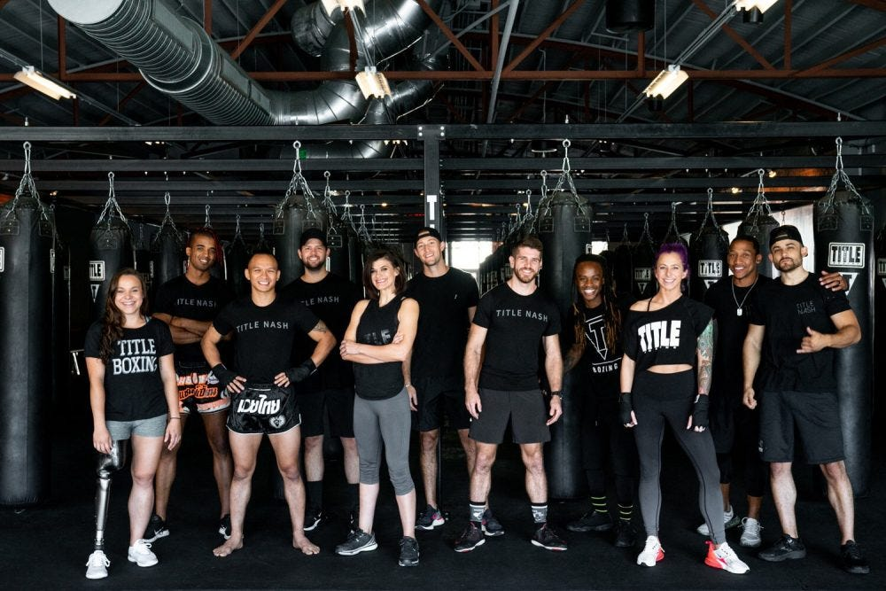 TITLE Boxing Club in Nashville, TN   Boxing Gym & Fitness Studio
