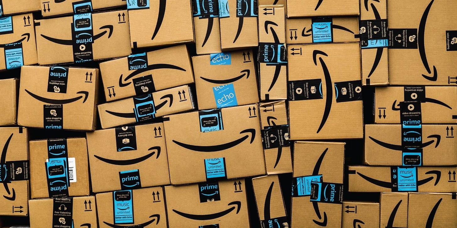 Amazon almeno il colloquio te lo fa» - Zeta