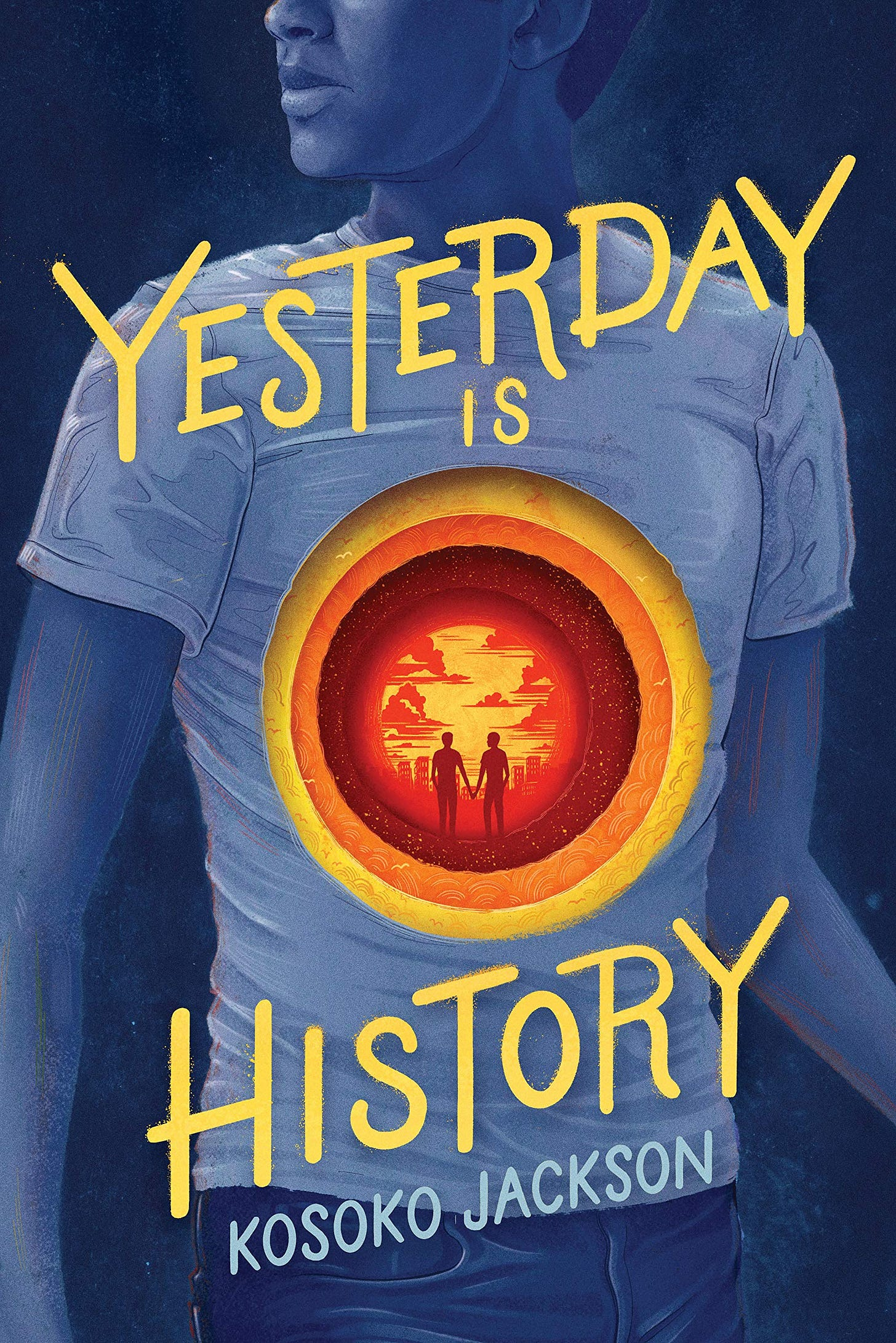 Amazon.com: Yesterday Is History (9781492694342): Jackson, Kosoko: Books