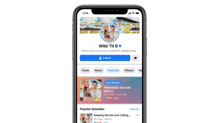 Facebook anuncia clone do Clubhouse, suporte a podcasts e Soundbites |  Aplicativos e Software | Tecnoblog
