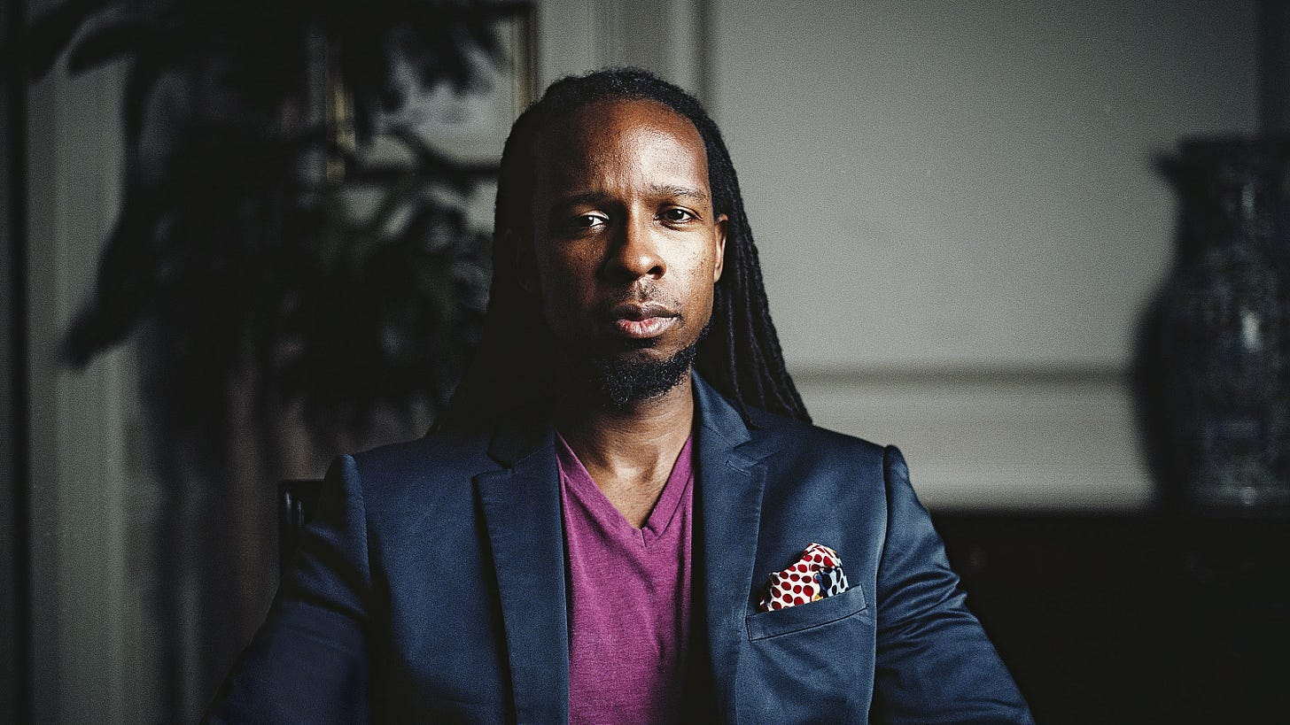 Ibram X. Kendi Preaches the New Anti-Racist Gospel In His Best-Selling  Book, 'How To Be An Antiracist'   GQ