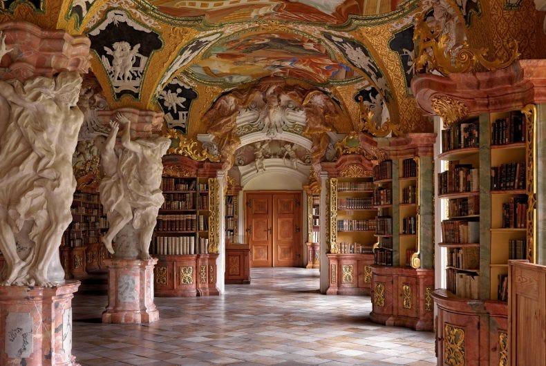 Massimo Listri documenta le biblioteche più belle del mondo   Collater.al