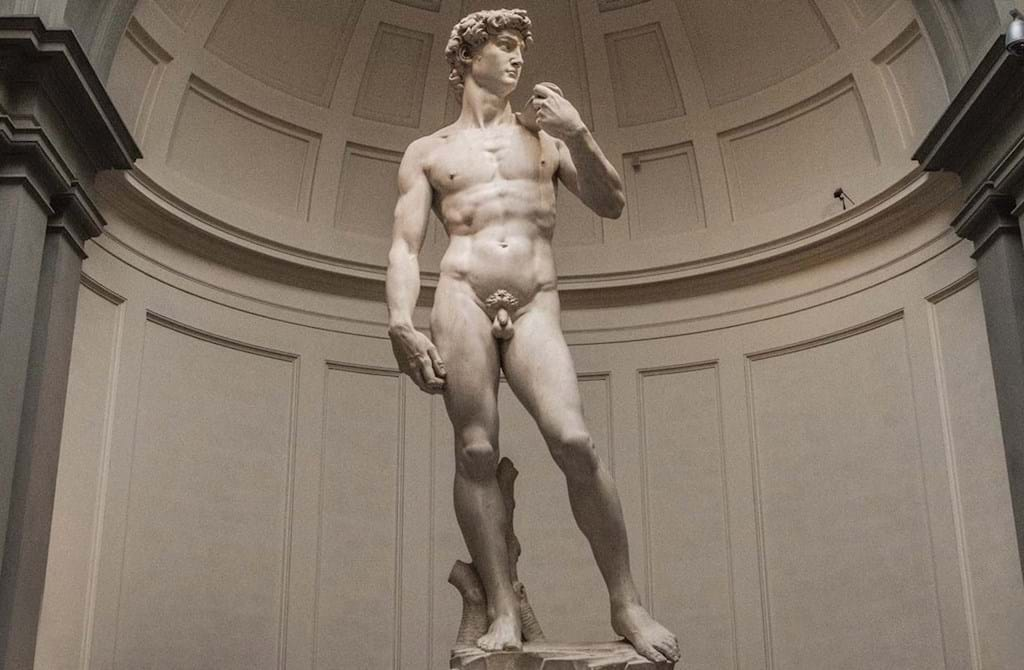 10 Facts about Michelangelo's David. Read now - City Wonders