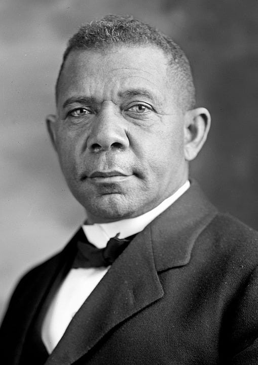 Booker T Washington, Man, Person, Portrait, Educator