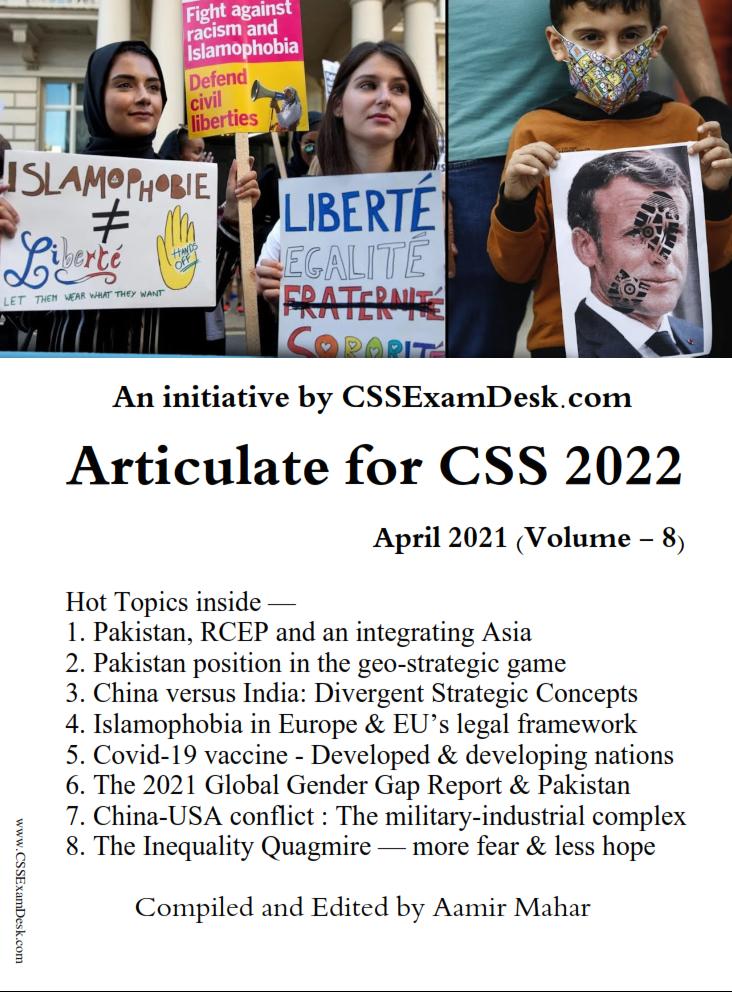 CSS 2022 Articulate – VIII
