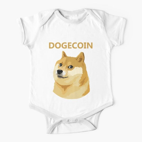 Image result for dogecoin baby