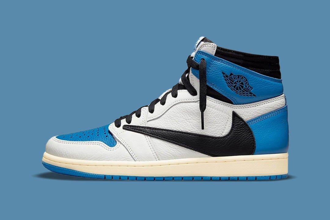 fragment Design x Travis Scott x Air Jordan 1 Release Date | Nice Kicks