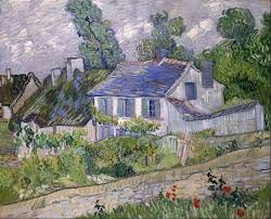 Image result for houses in art