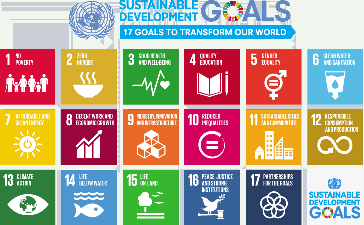 Sustainable Development Goals kick off with start of new year – United  Nations Sustainable Development