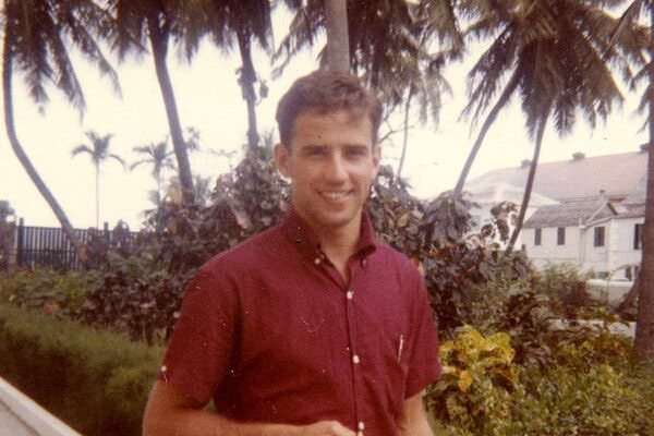 Young Joe Biden and His Non-Radical 1960s - The New York Times
