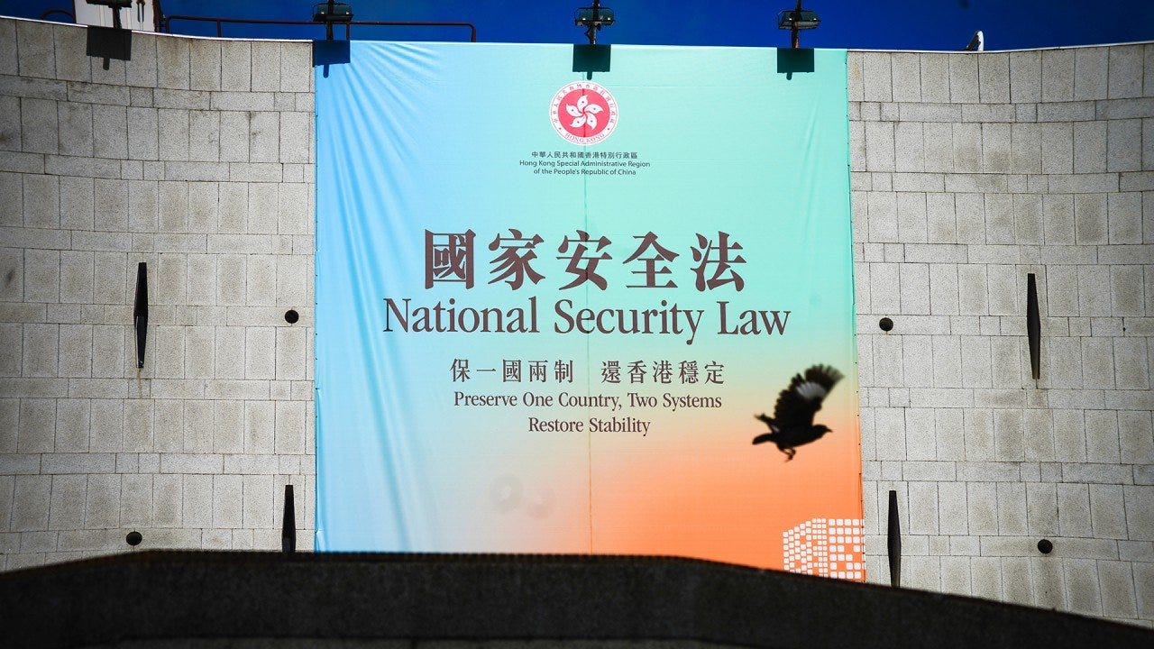 National security law: tough new reality for Hong Kong as ...
