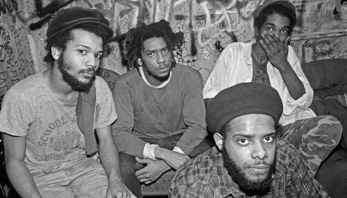 Here's when you can get the back catalog of punk icons Bad Brains