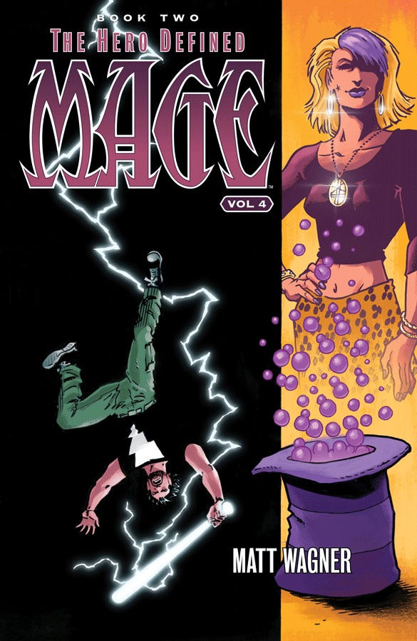 Mage Book Two: The Hero Defined Part Two (Volume 4) TP | Image Comics
