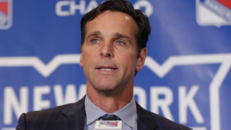 New York Rangers | National Hockey League Coaches' Association