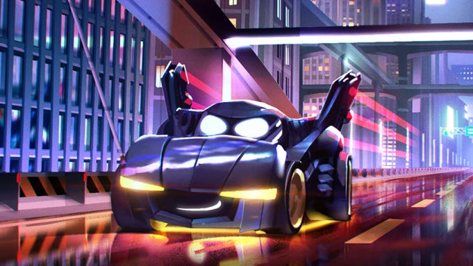 Batwheels series set for Cartoon Network and HBO Max