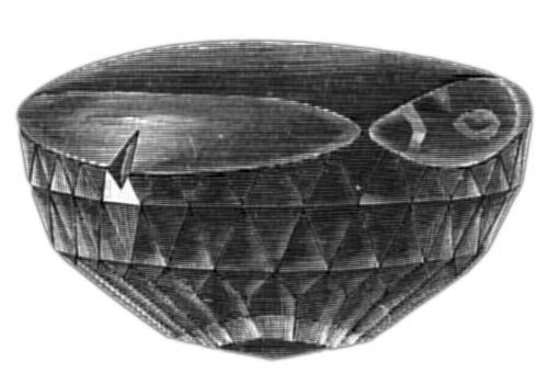 Koh-i-noor before 1852 - Koh-i-Noor Diamond