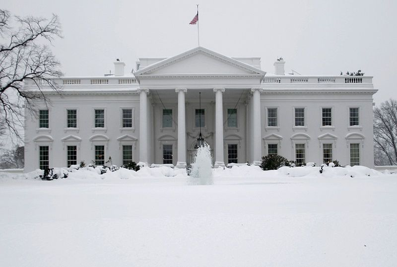 File:White House - Blizzard of 2010.jpg