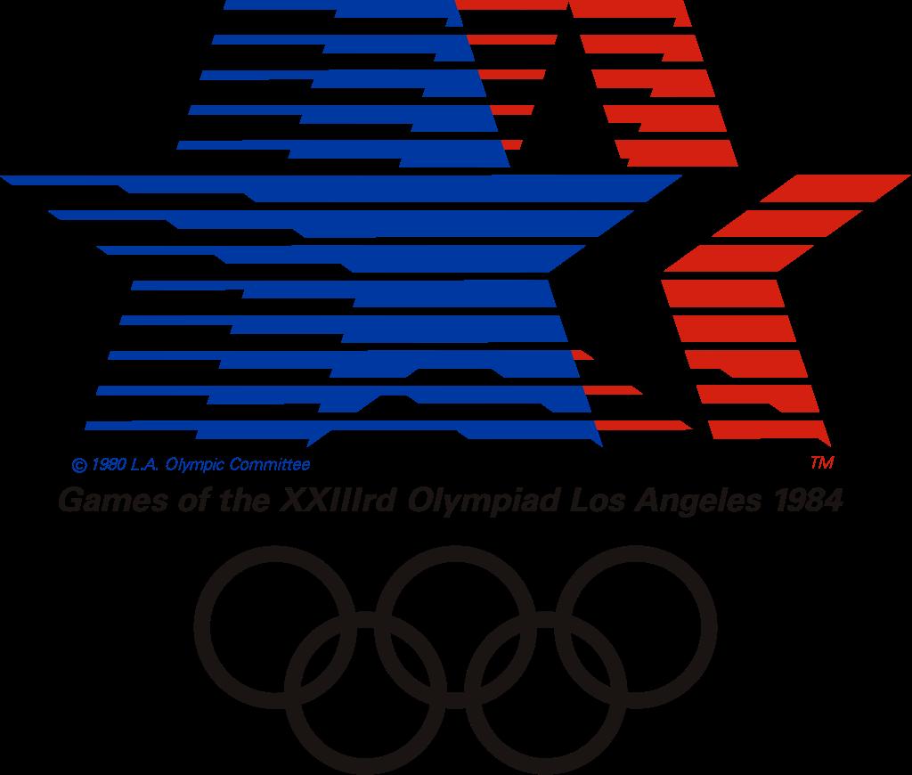 1984 Summer Olympics logo.svg