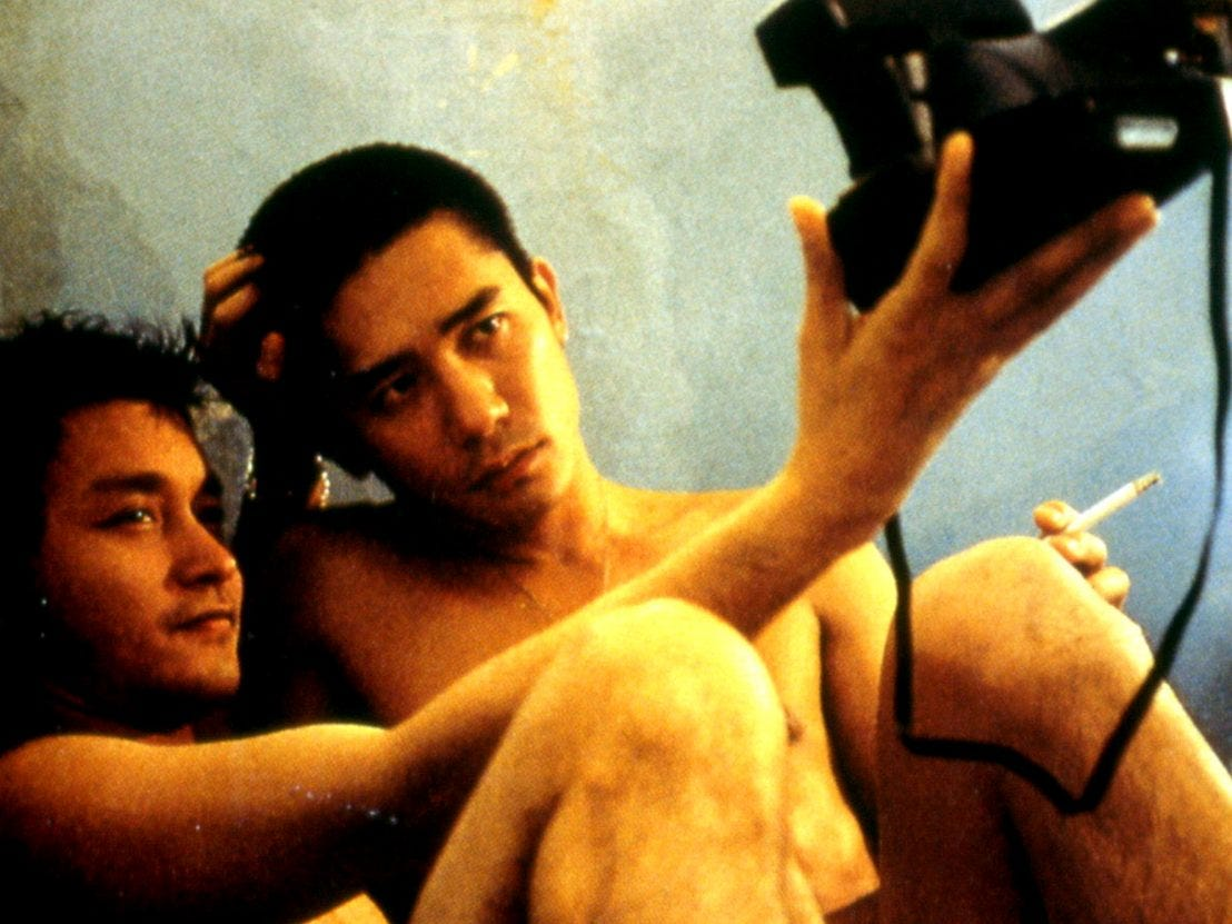 The bitter romanticism of Wong Kar-wai's Happy Together