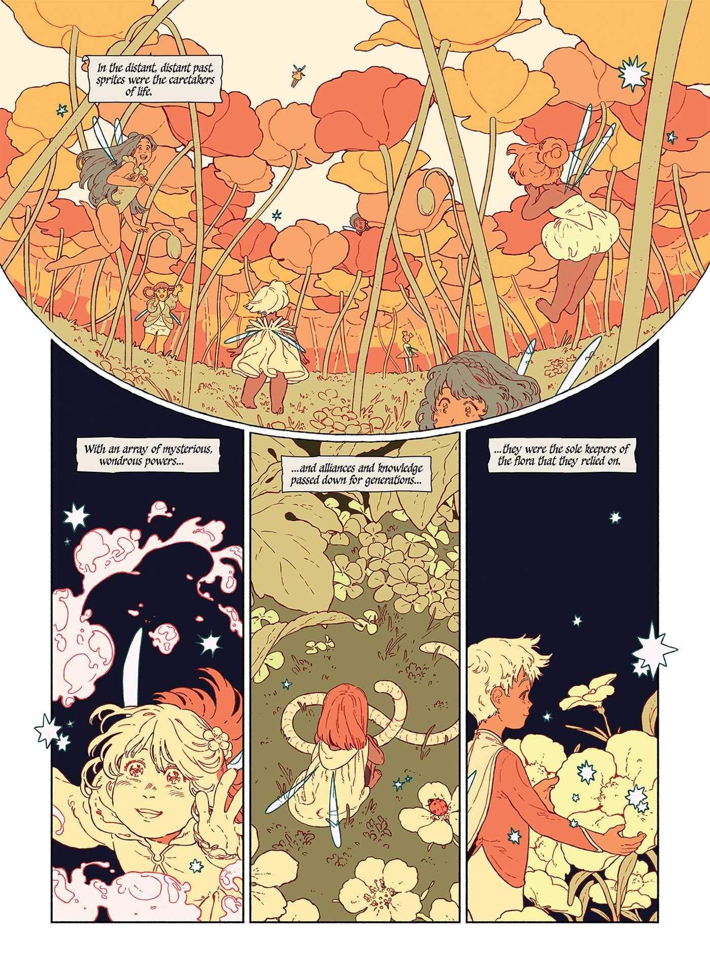 Amazon.com: Sprite and the Gardener (9781620109069): Whitt, Joe, Abrego,  Rii: Books