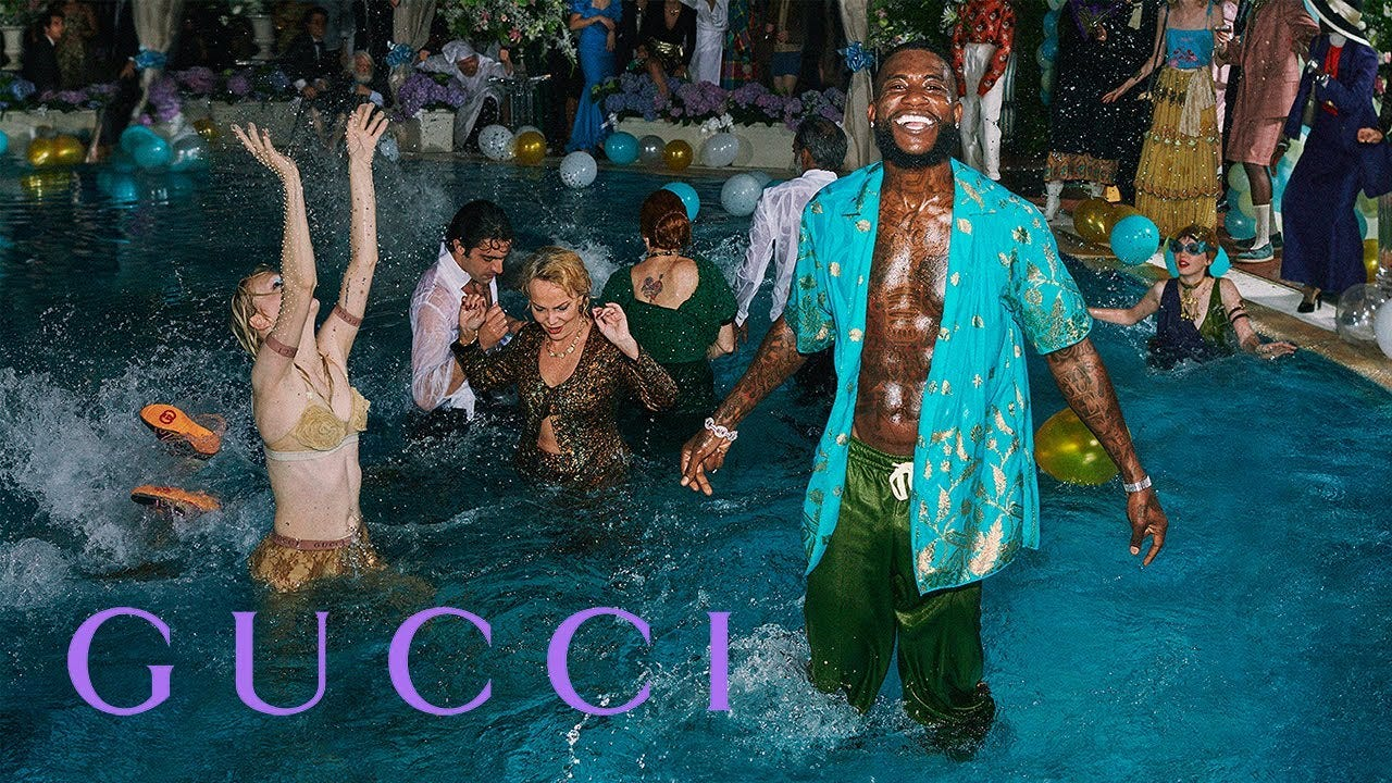 Gucci Cruise 2020 | Featuring Gucci Mane, Sienna Miller and Iggy ...