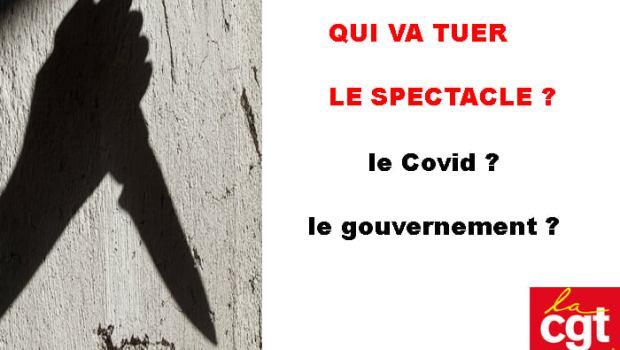Un couvre-feu sans concertation ! Qui va tuer le spectacle, le Covid ou le  Gouvnement ?