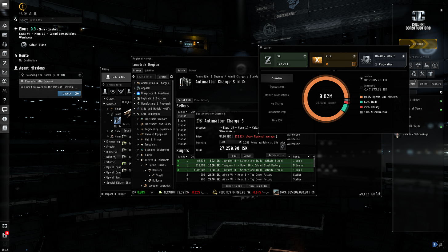 Choose My Adventure: The slow slog to familiarity in EVE Online   Massively  Overpowered