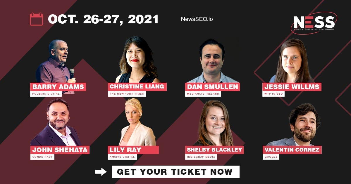 NESS 2021 - October 26 and 27, virtual conference
