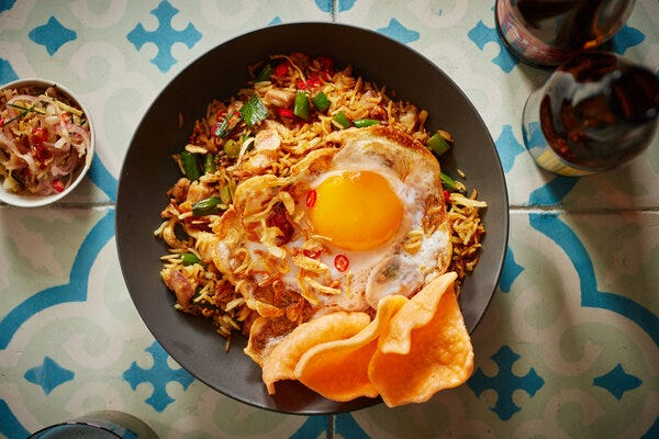 Nasi Goreng Ayam (Indonesian Chicken Fried Rice) Recipe - NYT Cooking