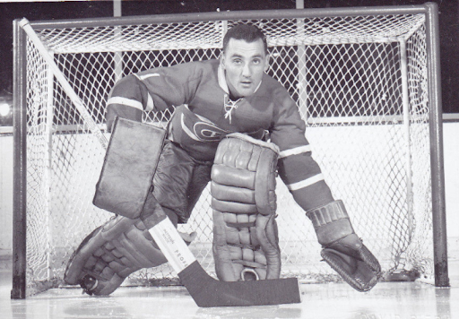 Image result for Jacques Plante 1952 tuque
