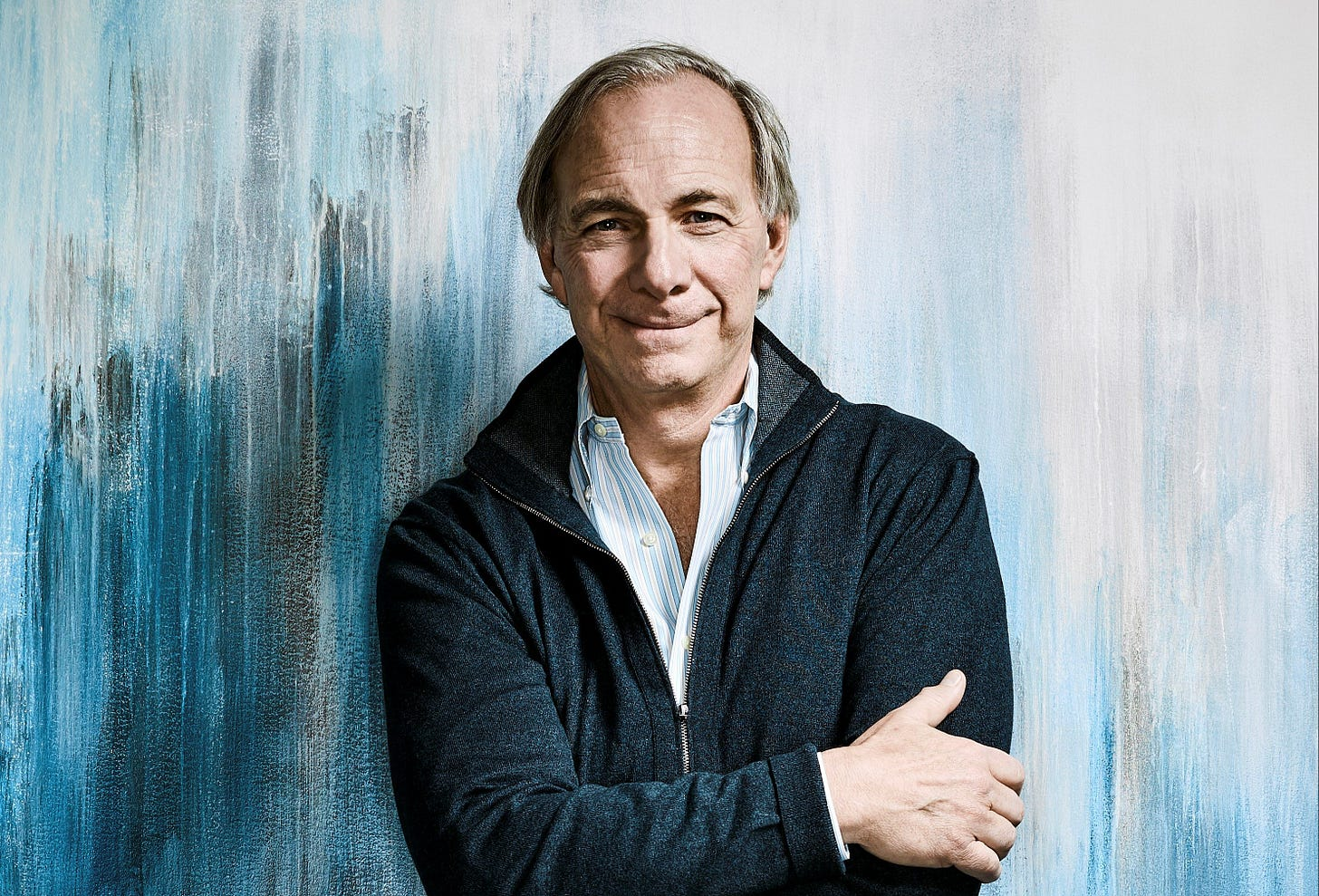 Citizen Ray: Bridgewater's Ray Dalio is the wise uncle you wished you had |  TechCrunch