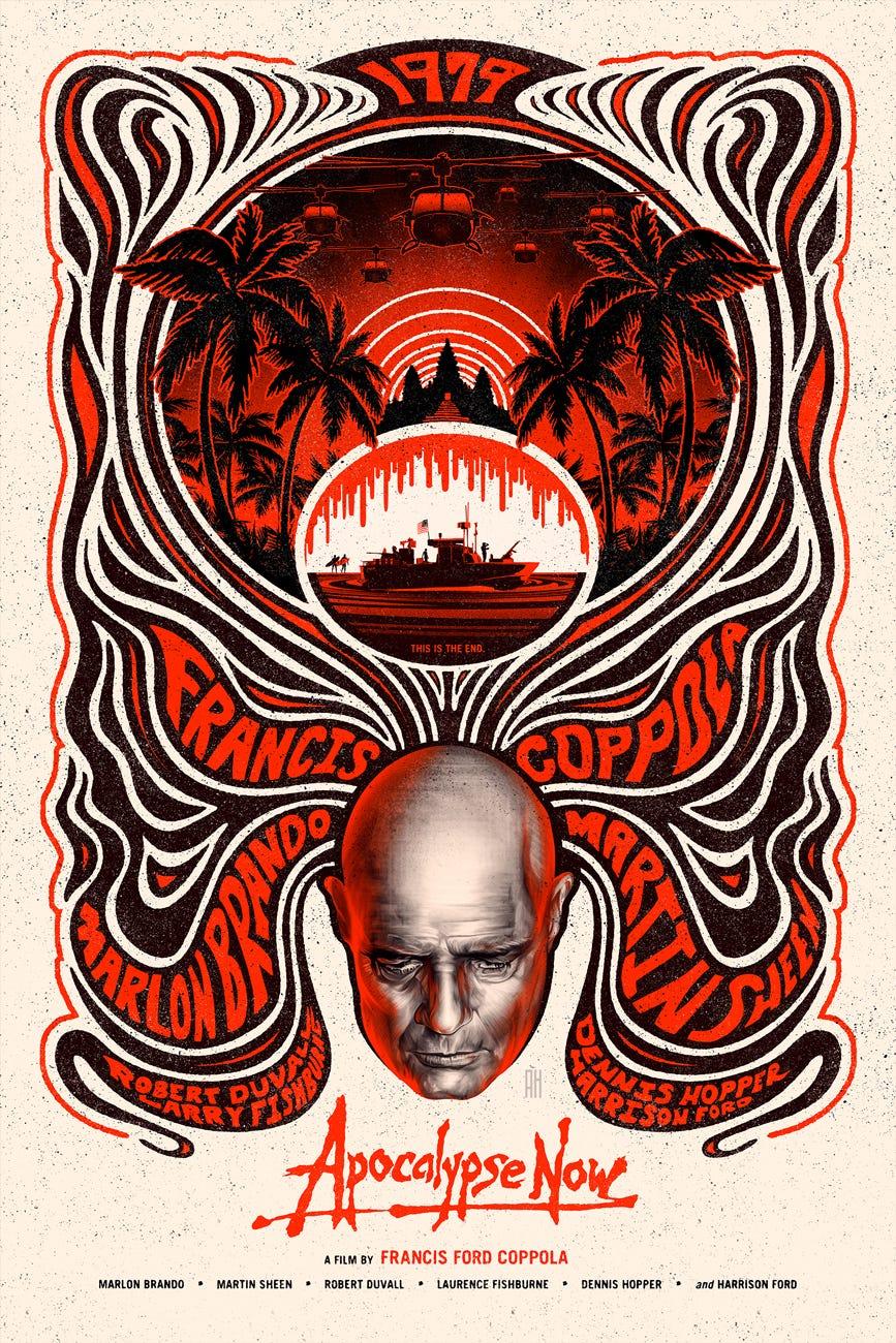Apocalypse Now - PosterSpy