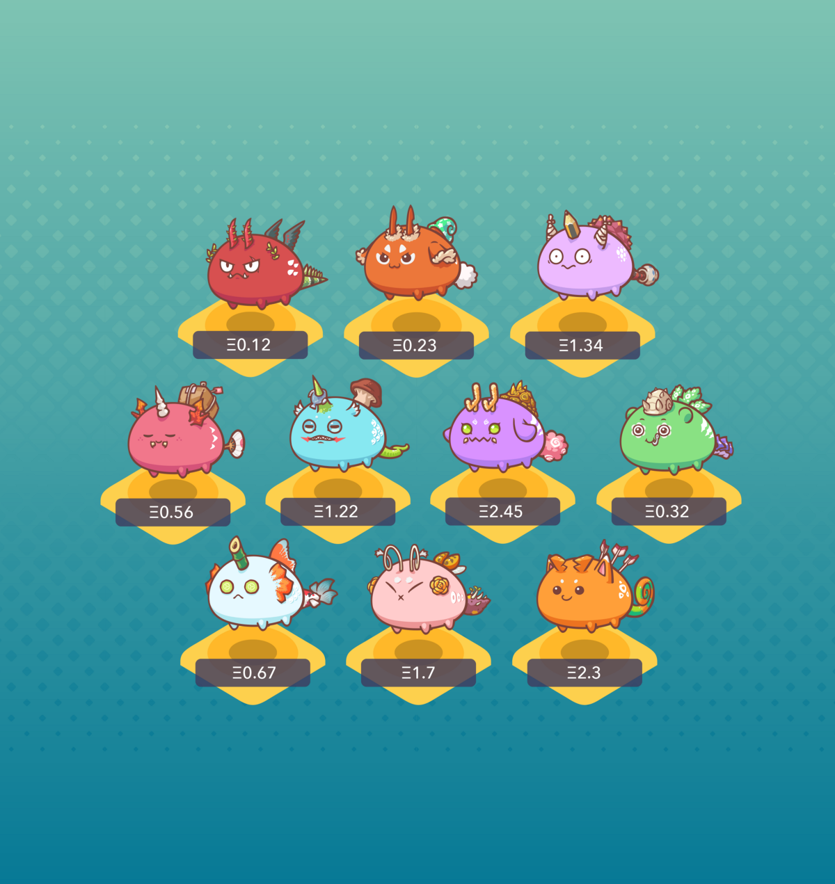 Axie Infinity Collectors Guide Issue #1 - Axie Infinity ...
