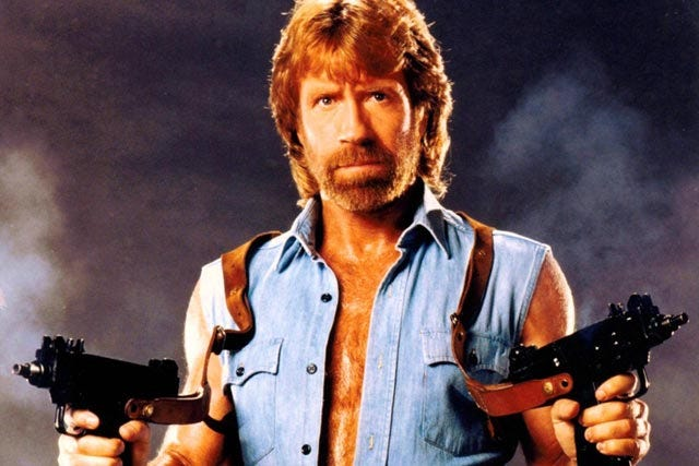 Chuck Norris, Famous Veteran | Military.com
