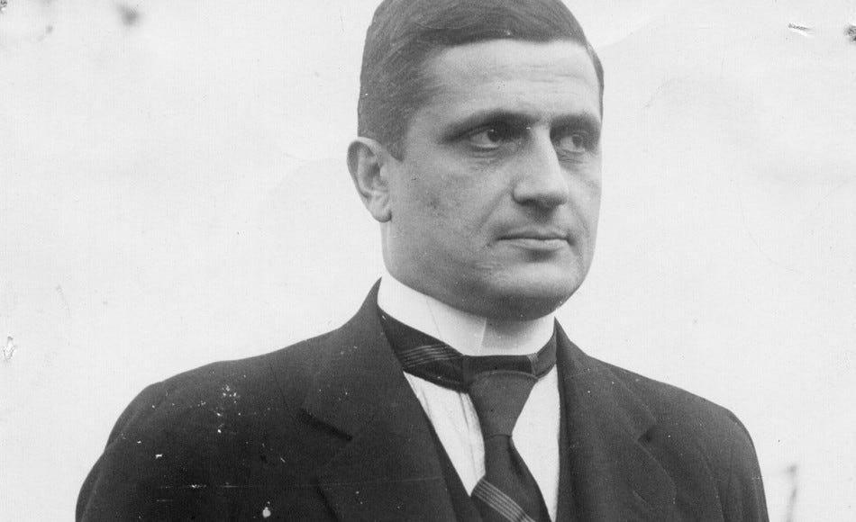 Giovanni Amendola, un liberale intransigente - Startmag