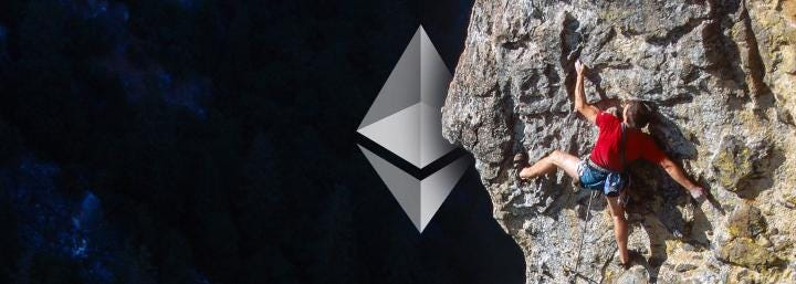 Ethereum fundamentals showing strong growth, healthy on-chain metrics