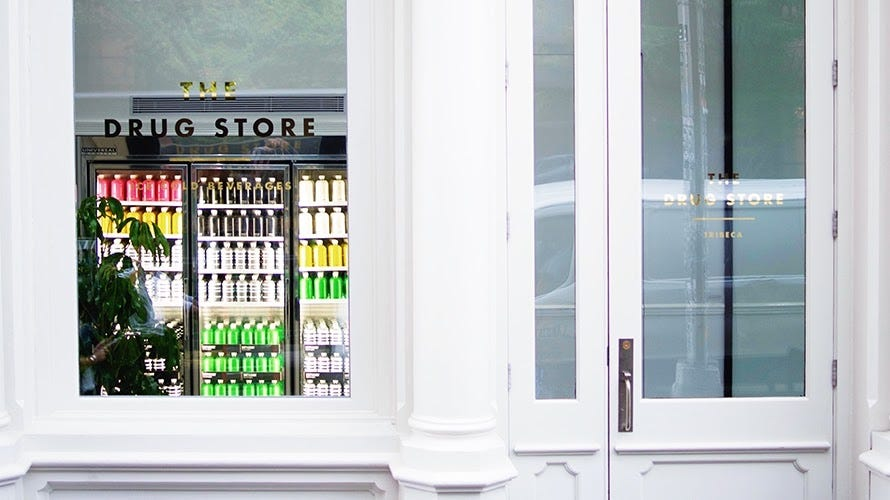 Why This Beverage Brand Is Opening a Cashierless Store in New York