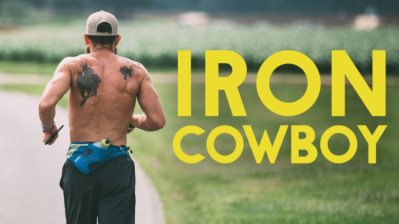 Is 'Iron Cowboy: The Story of the 50.50.50' on Netflix? Where to Watch the  Documentary - New On Netflix USA