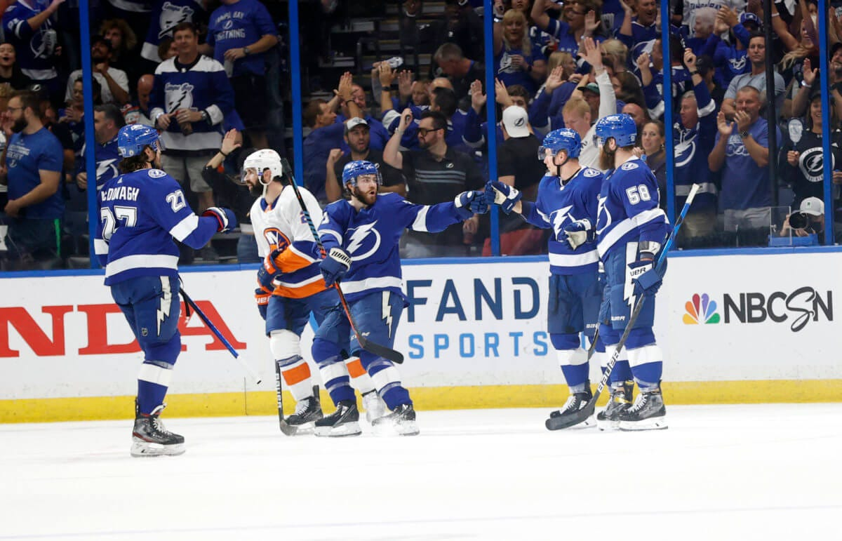 Islanders embarrassed by Lightning, face elimination after Game 5 beatdown  | amNewYork