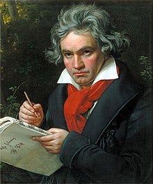 Ludwig van Beethoven – Wikipédia, a enciclopédia livre