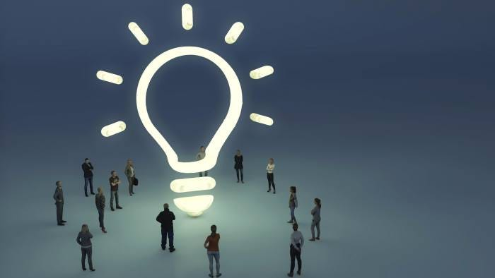 Readers' suggestions for 50 ideas to change the world   Financial Times