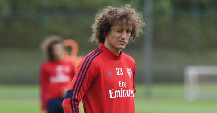Arsenal spent 'remarkable' £24m to sign Luiz from Chelsea for one ...