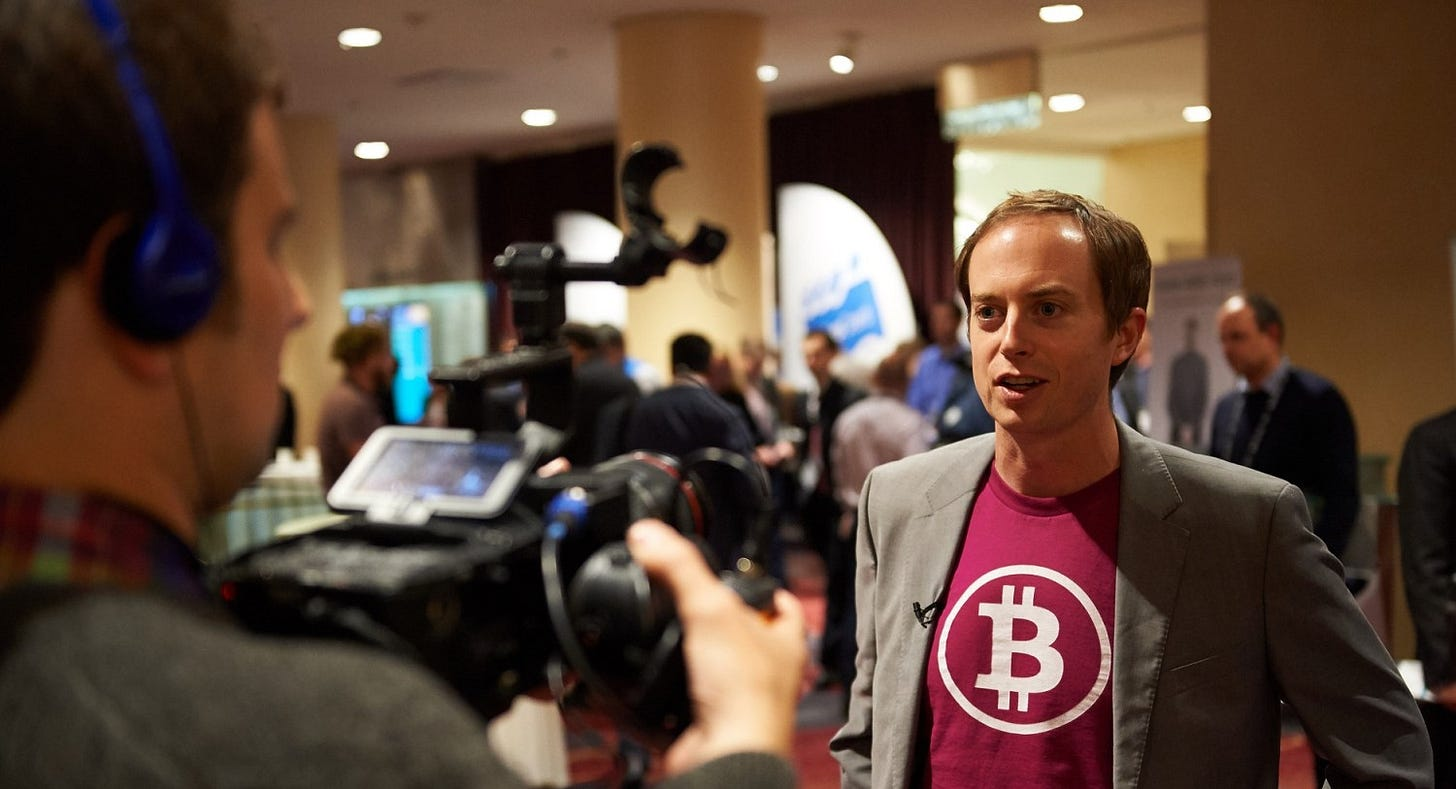 Erik Voorhees: Within Five Years There Will Be a Major Financial Meltdown  and Crypto Will Be Ready - CoinDesk