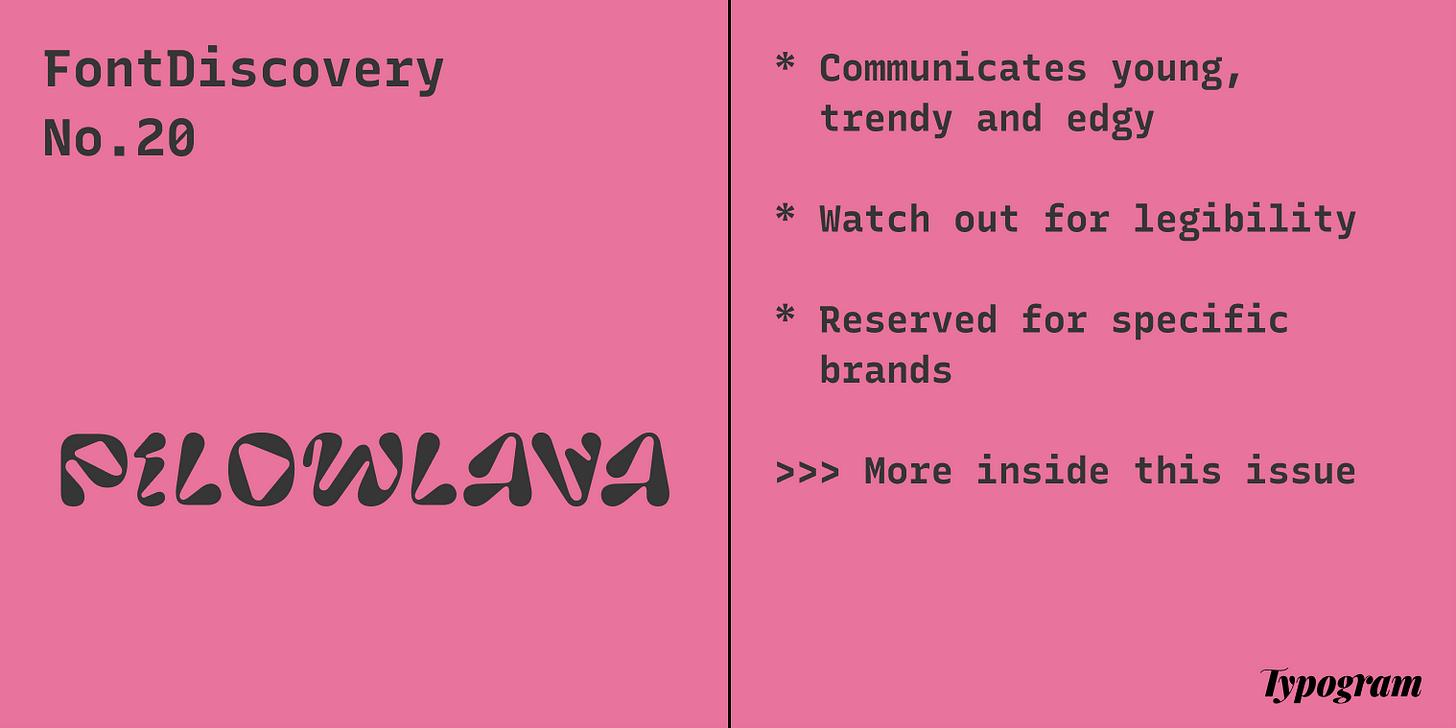 Pilowlava infographic