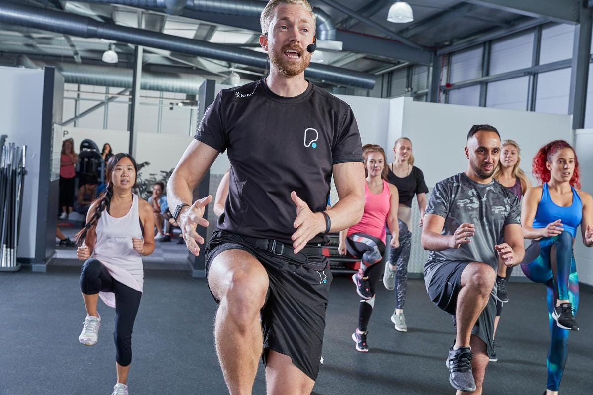 PureGym joins push to engage non-members with free online platform