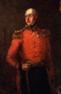 General William Elphinstone: Battle of Kabul and Retreat to Gandamak 1842 during the First Afghan War