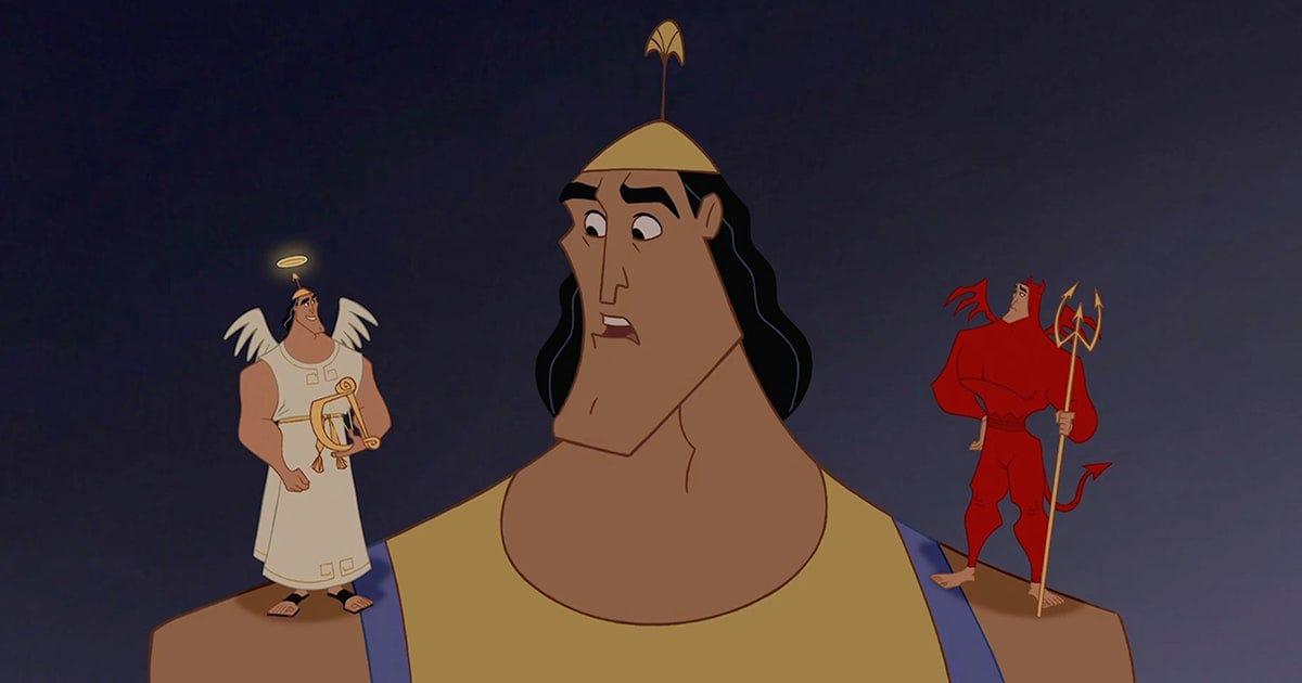 Quiz: Are You Kronk's Shoulder Angel or Shoulder Devil? | Oh My Disney